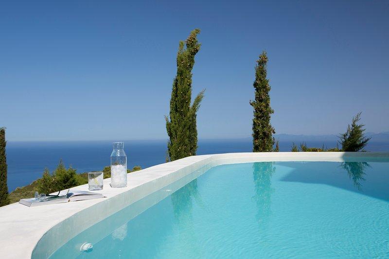 boo premium living villas, vacation rental in Lefkada