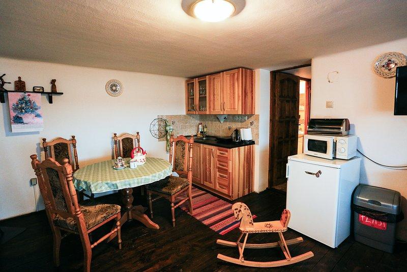 Vidiecky dom,poschodie, holiday rental in Liptovsky Mikulas