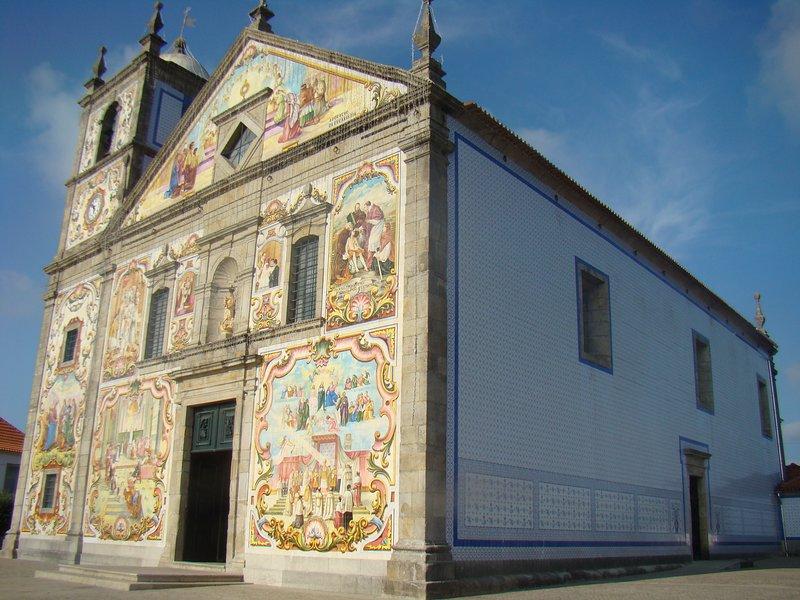 chiesa principale di Valega.