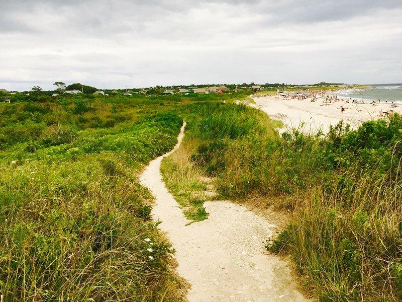 playa zanja