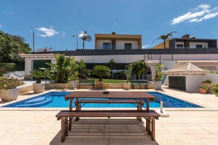 Nice studio with shared pool, vacation rental in Areias de Sao Joao