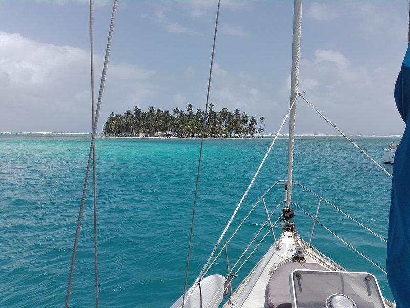 Feel San Blas by boat!, vacation rental in Cerro Azul