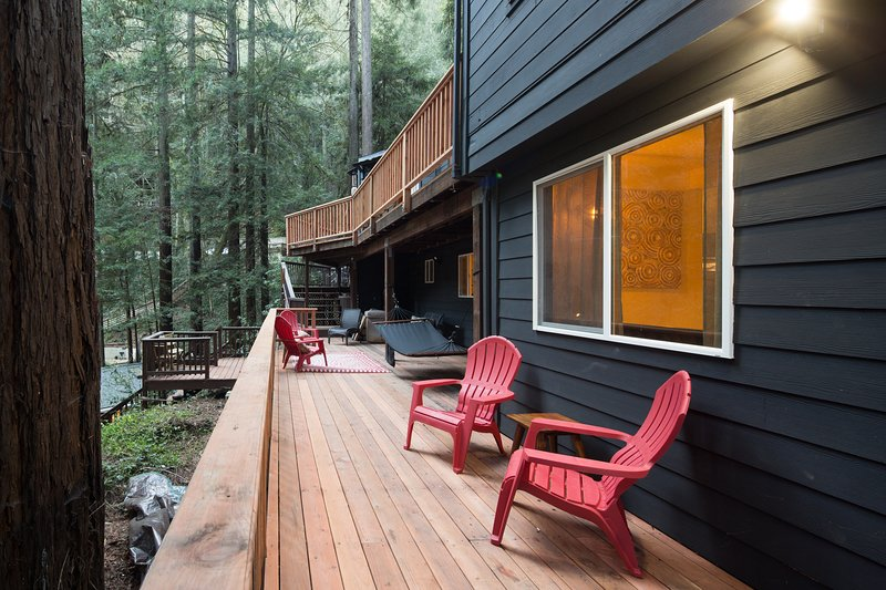 Madison Cabin, vacation rental in Duncans Mills