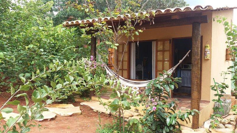Chalé Juliet, location de vacances à Pirenopolis