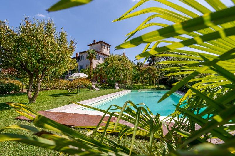 VILLA CRISTOFOLETTI 'B', holiday rental in Tregozzano