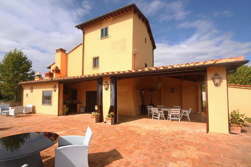 VILLA FORTUNA, location de vacances à Bagno a Ripoli