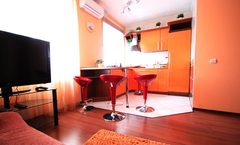 Apartments Gorky Square, holiday rental in Sormovo