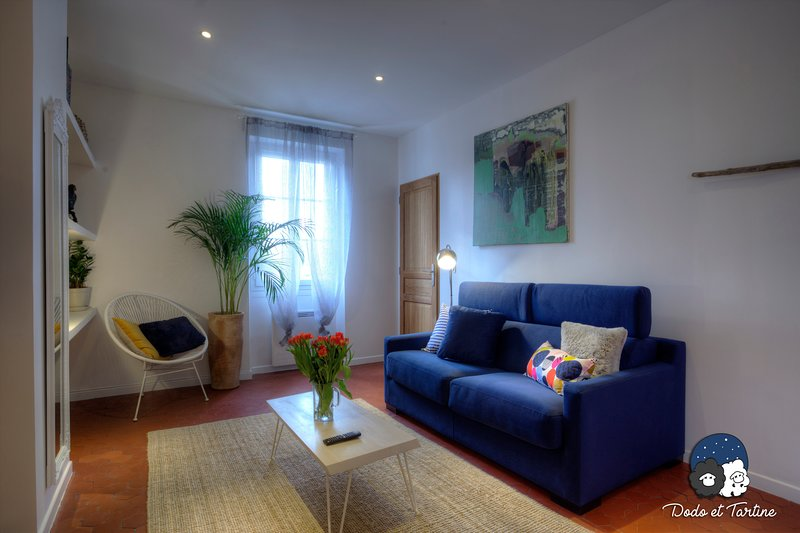 Charming 1 bedroom close to the city centre - Dodo et Tartine, location de vacances à La Valette-du-Var