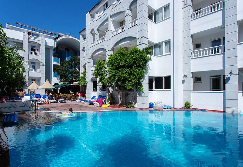 TWOSEAS HOTEL Marmaris The, holiday rental in Marmaris