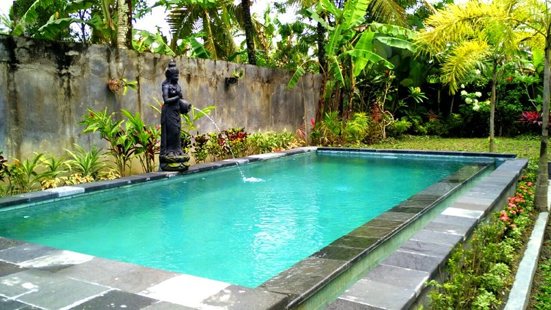 Anugrah house 1 bdr swimming pool rice field and - Summer house with swimming pool review ...