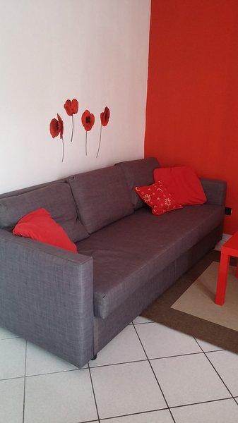 - PARCHEGGIO GRATUITO vicino al centro, holiday rental in Rastignano