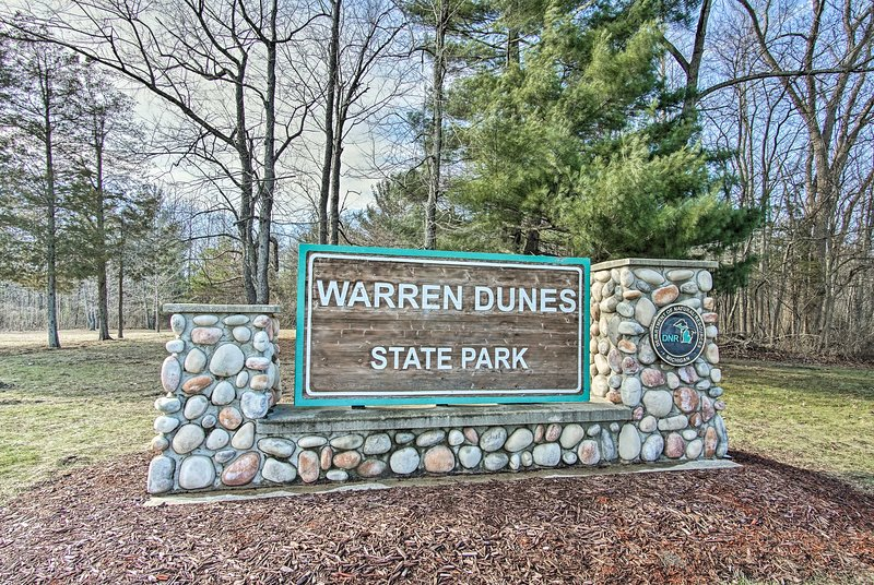 Enjoy the best of Warren Dunes - rest assured knowing a cozy apartment awaits.