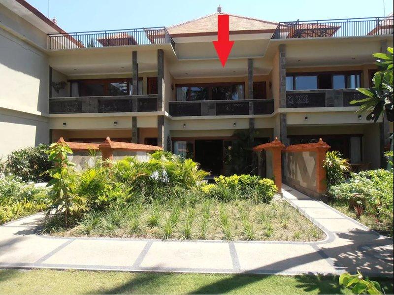 2 bedroom  apartment, location de vacances à Tenganan