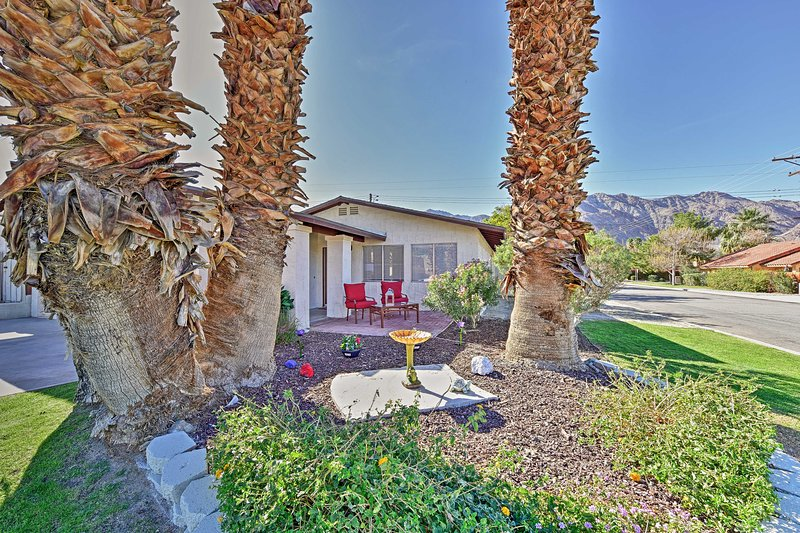 Make your next desert retreat a memorable one with this 3-bedroom, 2-bath La Quinta vacation rental house!