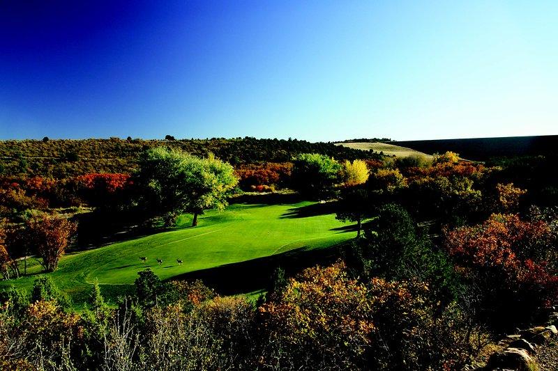 Escondite Campo de golf