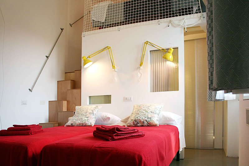 Triple room, vakantiewoning in Rubano