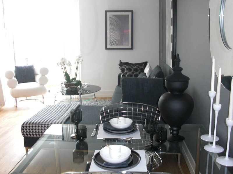 Luxurious Modern Apartment- Fantastic Location - flats for rent in Leicester, holiday rental in Woodhouse Eaves