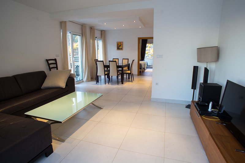 Blue Pearl Apartment Becici, holiday rental in Becici