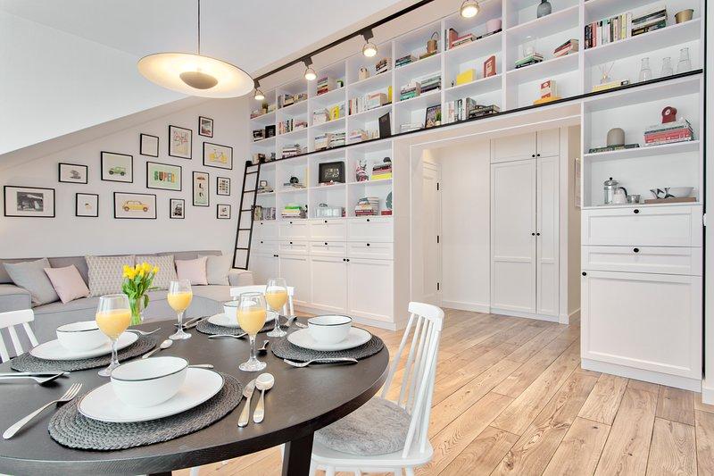 Elegant & Cosy One Bedroom Apartment by Tyzenhauz, location de vacances à Balice