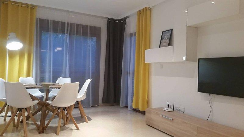 Blanco Apartment, location de vacances à San Pedro del Pinatar