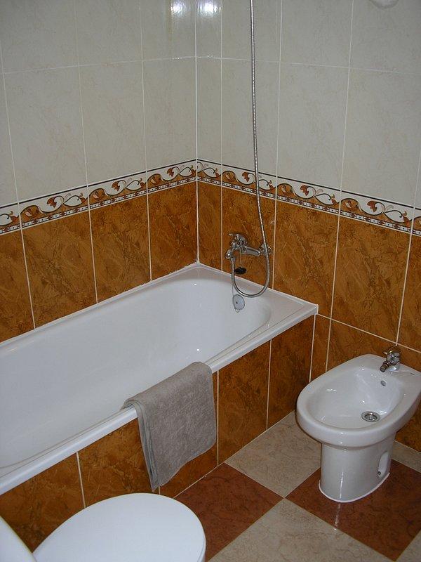Casa cuarto de baño.