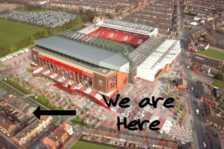 The Anfield Rest, casa vacanza a Kirkby