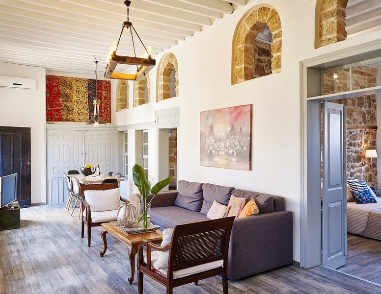 The Old Town House – semesterbostad i Rhodos