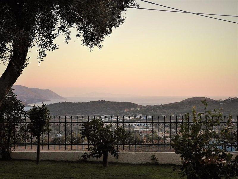 Villa Christina, holiday rental in Palaia Fokaia