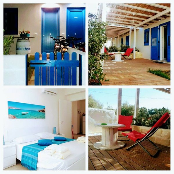 LELE'S HOME, vacation rental in Marettimo