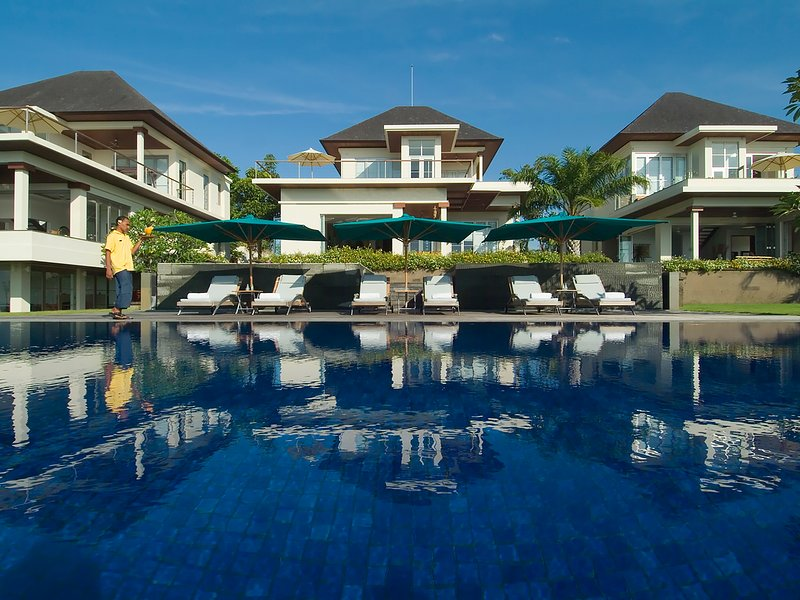 Sanur Residence - View from pool