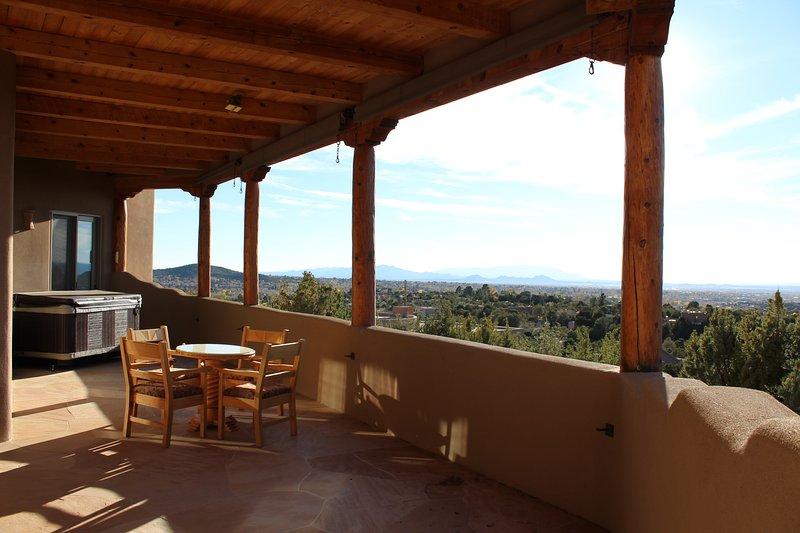 Adobe Home with million dollar views, casa vacanza a Tererro