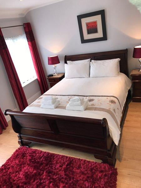 Master Bedroom 1 large king