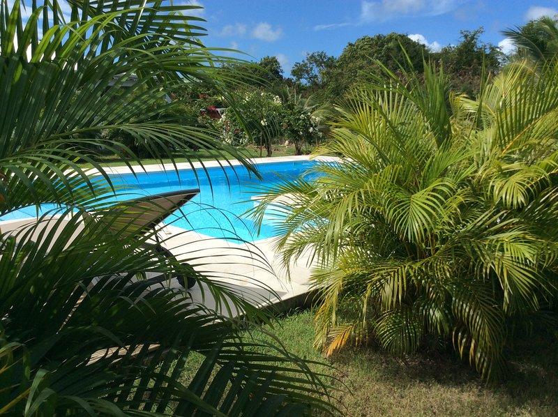 Location de vacances en Guadeloupe, vacation rental in Gros Cap