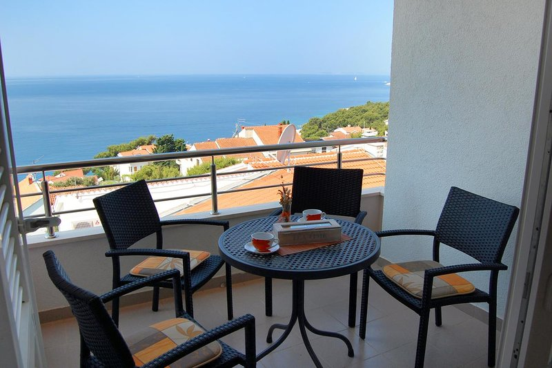 Baselovici Apartment Sleeps 4 with Air Con - 5461687, holiday rental in Primosten Burnji