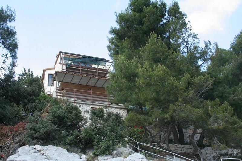 One bedroom apartment Prižba, Korčula (A-4483-d), holiday rental in Blato