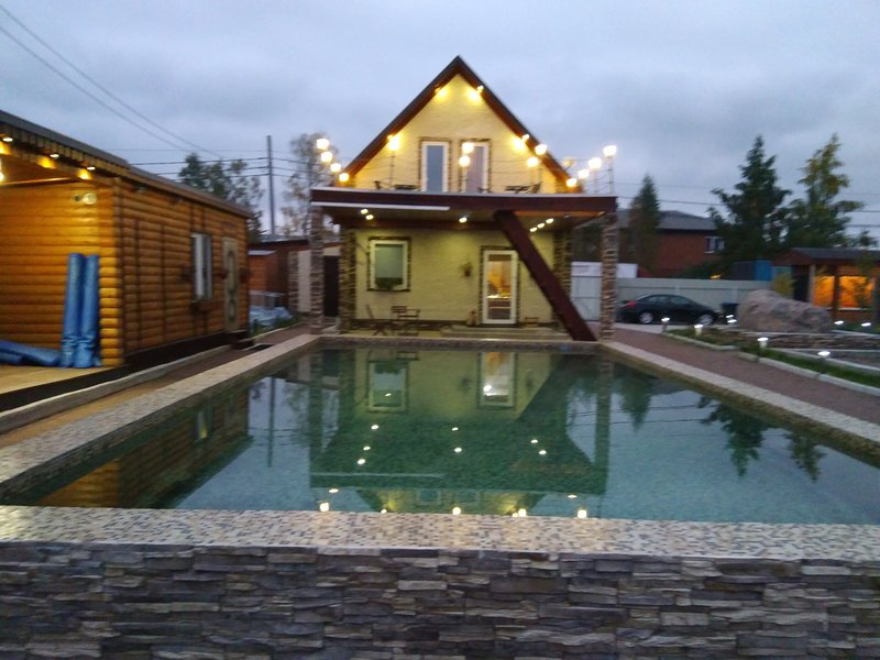 Cottage beside Peterhof, vacation rental in Peterhof