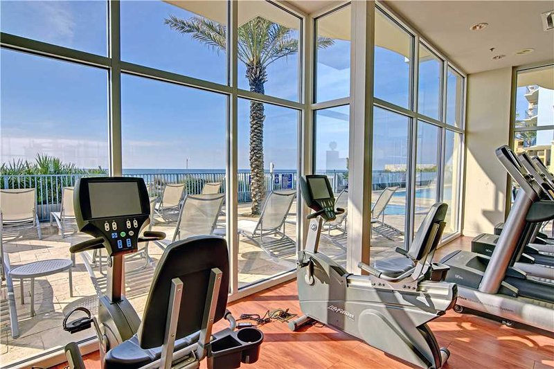 Sterling Breeze 1604 Panama City Beach Has Terrace And