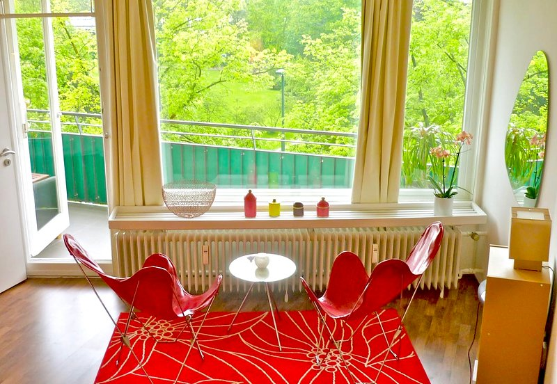 Cocoon-Apartment Düsseldorf, holiday rental in Düsseldorf