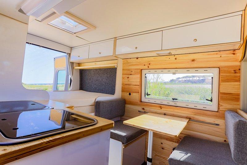 Solar Power Campervan  - Soul Campers Portugal, location de vacances à Sao Bras de Alportel