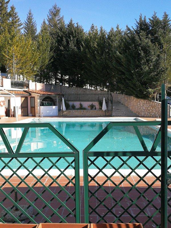 Swimming park