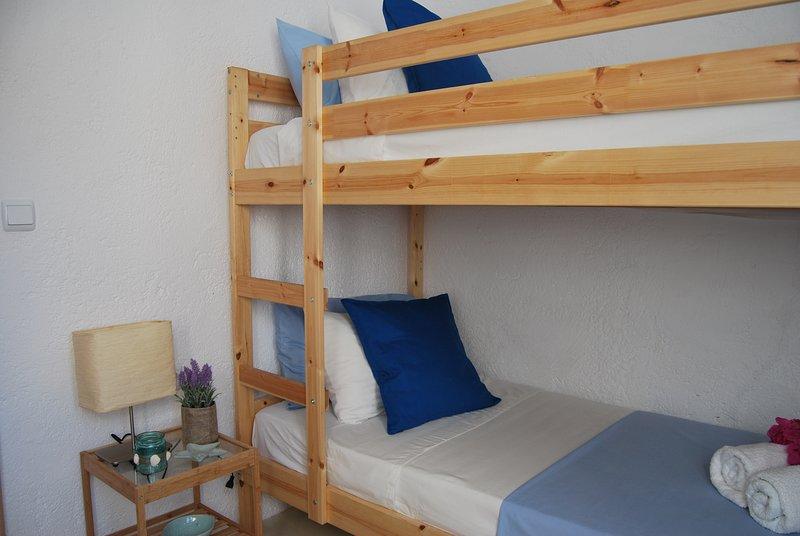 Habitación 2: Literas