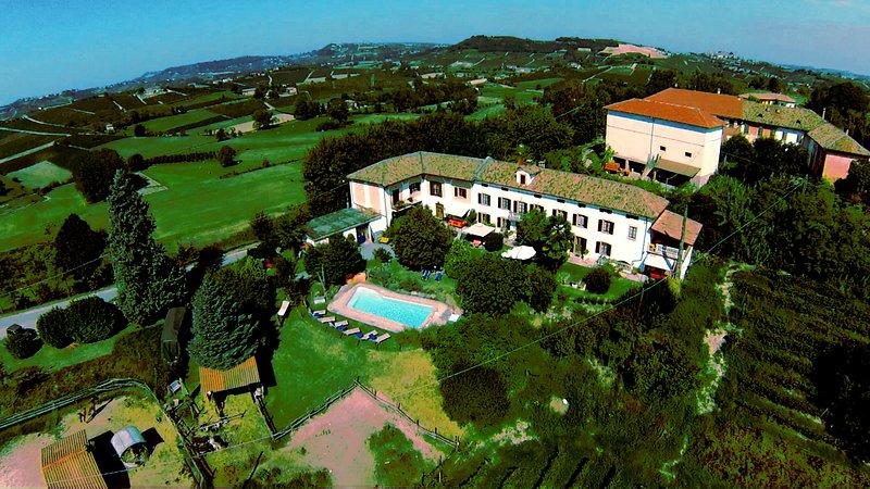 B&B e appartamenti il Rifugio, per le sue vacanze immerso nella natura, vacation rental in Fubine