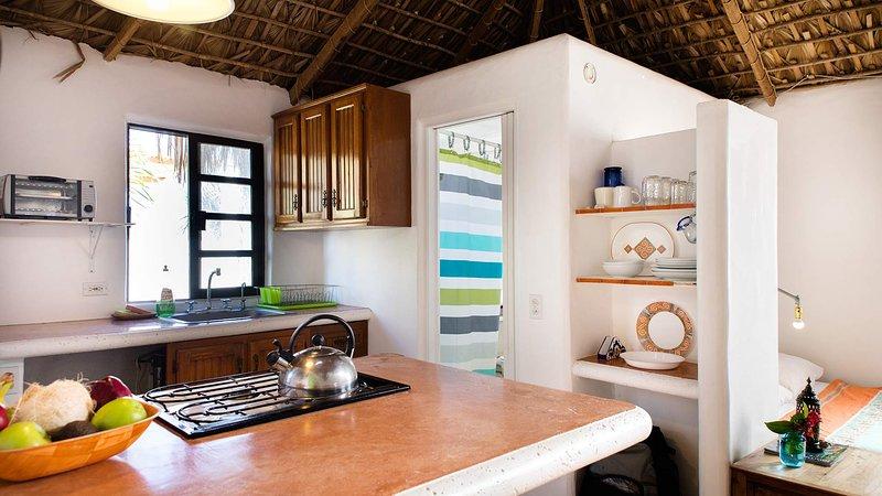 Studio Room 1 - Perro Surfero Boutique Hotel, vacation rental in Todos Santos