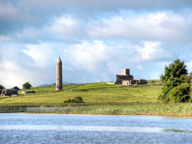Devenish Insel, Lough Erne