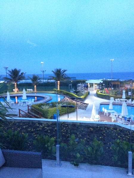 Dream Beach Praia Brava, Aprt moderno, completo e confortável com vista ao mar., alquiler de vacaciones en Praia Brava