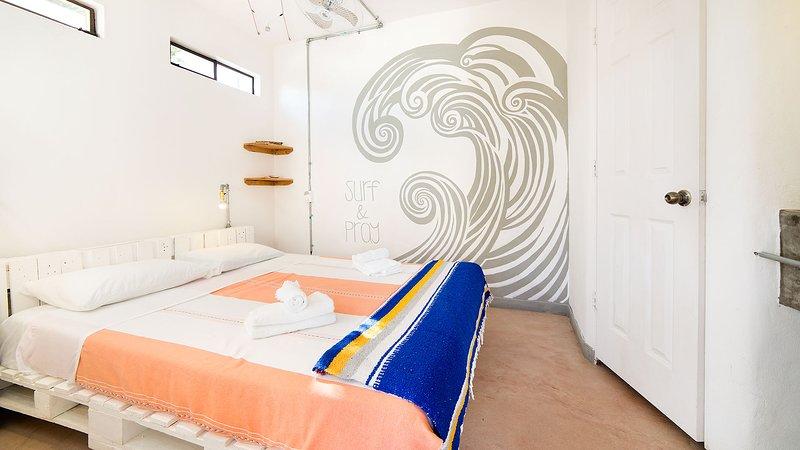Room 3 - Perro Surfero Boutique Hotel, vacation rental in Todos Santos