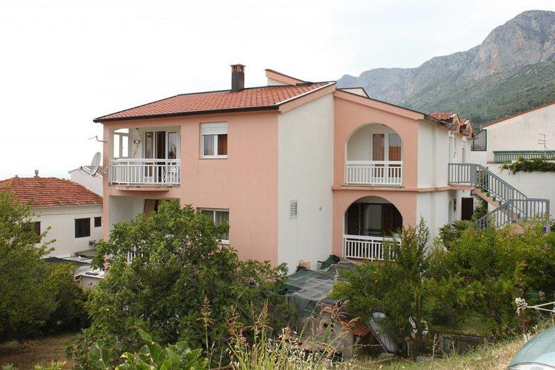 Two bedroom apartment Gradac, Makarska (A-6820-b), casa vacanza a Gradac