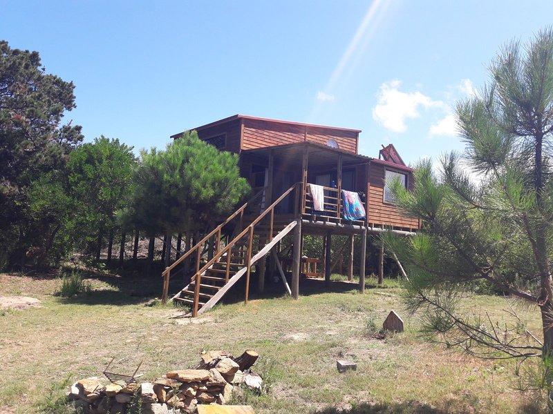 Alquileres en Santa Isabel de la Pedrera. Rocha, Uruguay, casa vacanza a Rocha
