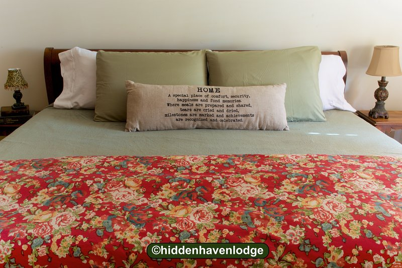 Bedroom #1, main level