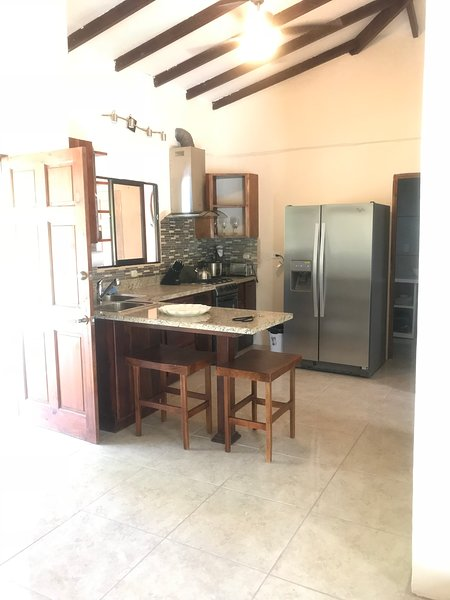 Cassa Morpho Azul, holiday rental in Montezuma
